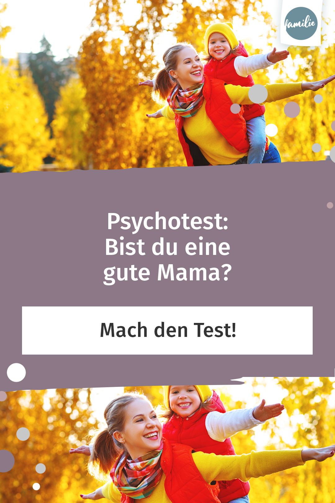 Psychotest Lustig