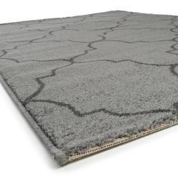 benuta Kids Kurzflor Teppich Justin Grau 120x170 cm - Moderner Teppich für Wohnzimmerbenuta.de