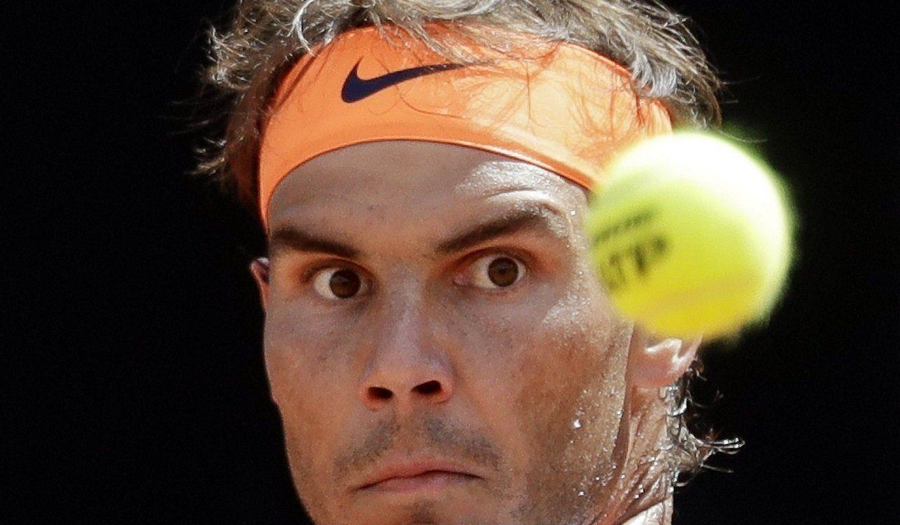 Rafael Nadal Novak Djokovic Head To Semi Finals And Nick Kyrgios On Feder Federer Italian Open Rafael Nadal Novak Djokovic Fernando Verdasco