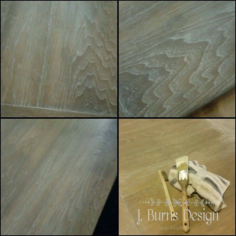 Cerused Hickory Hardwoods Professional Finishing J Burns Design Www Facebook Com Jburnsdesign Grey Stain Hickory Wood Stain Finishes