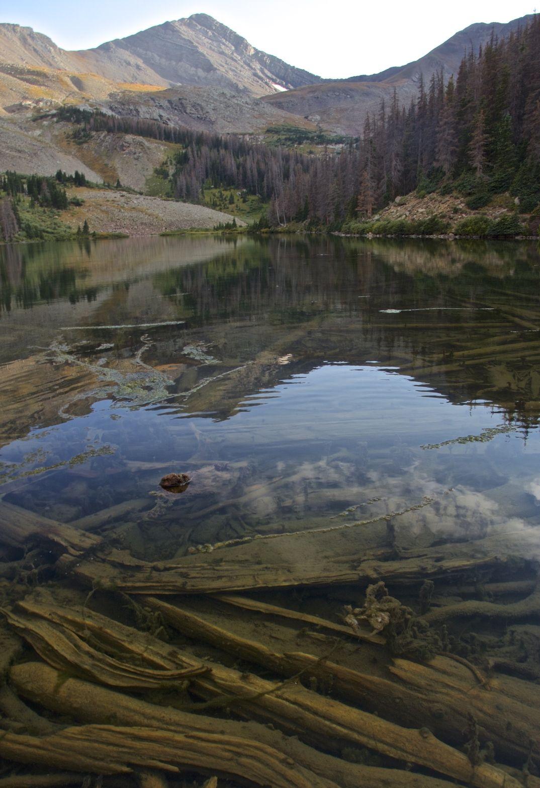 Lago de las Nubes....