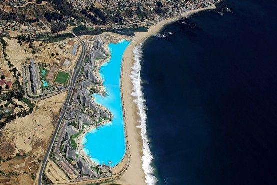 San Alfonso del Mar Resort  Algarrobo, Chile