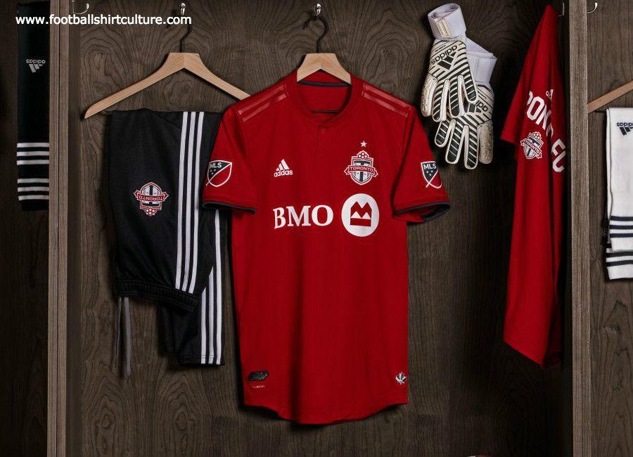 sports shoes de608 eeb5b Toronto FC 2019 Adidas Home Kit #Torontofc #mls ...