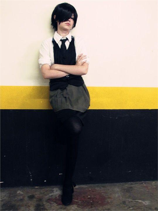 HibikiOuji(ヒビキ王�? Toka Kirishima Cosplay Photo