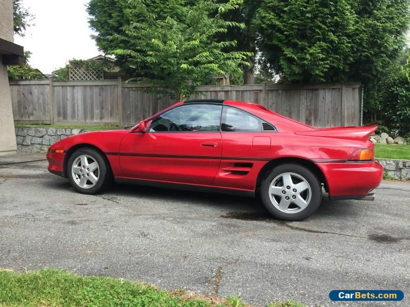 1991 toyota mr2 toyota mr2 forsale canada cars for sale rh pinterest co uk