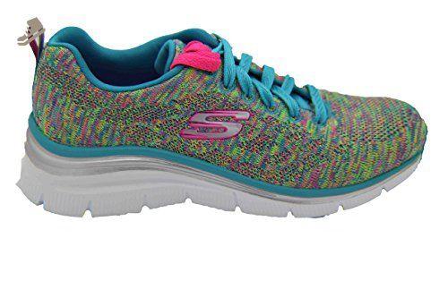 venta más caliente más fotos colores y llamativos Skechers Sport Fashion Fit-Style Chic Women's Sneaker (6.0 B(M) US ...