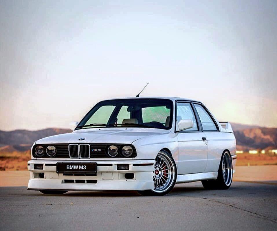Bmw E30 M3 >> Bmw E30 M3 Pinteres