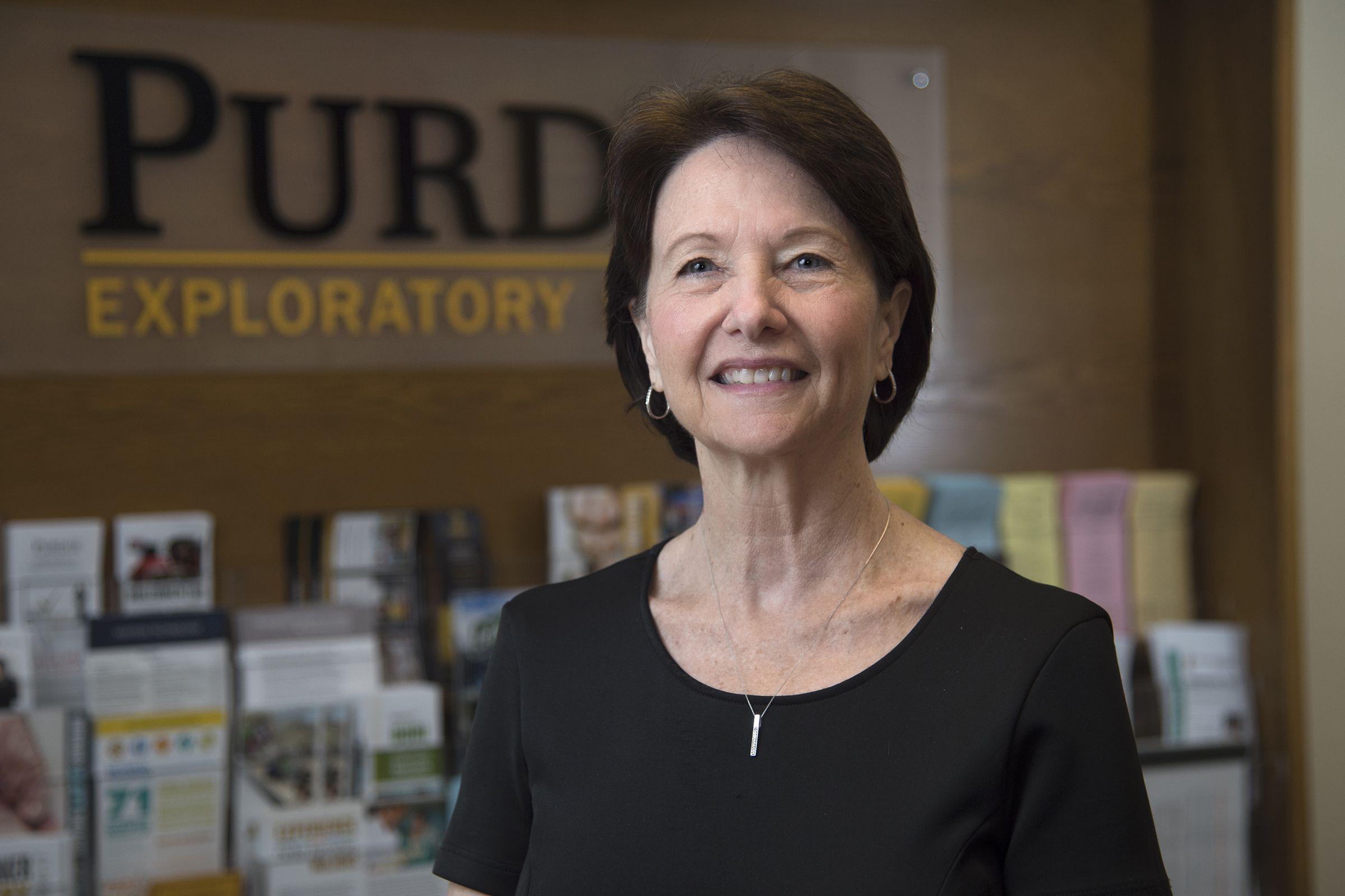 Exploratory Studies, what a great program! Led by Director Susan Aufderheide (photo via link)