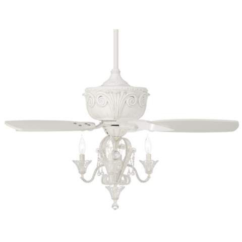 44 casa deville antique white ceiling fan with light white 44 casa deville antique white ceiling fan with light 87534 45955 aloadofball Choice Image
