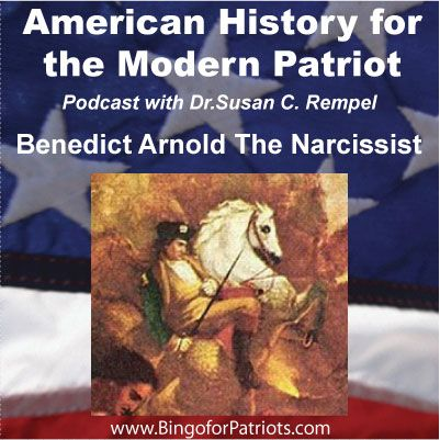 Benedict Arnold The Narcissist