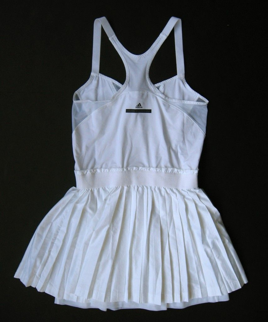 Adidas Stella Mccartney Tennis Performance Dress Caroline Wozniacki Wimbledon