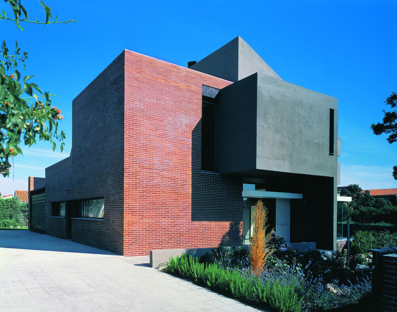 Madrid House Ruiz Velazquez Arquitecto House Arquitectos Casas