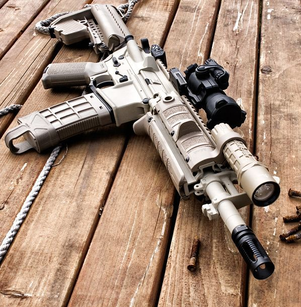 Tactical Rifles, Weapons, Airsoft Guns