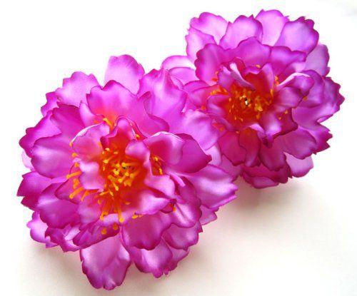 12 silk violet peony flower heads 4 artificial flowers peonies 12 silk violet peony flower heads 4 artificial flowers peonies head mightylinksfo