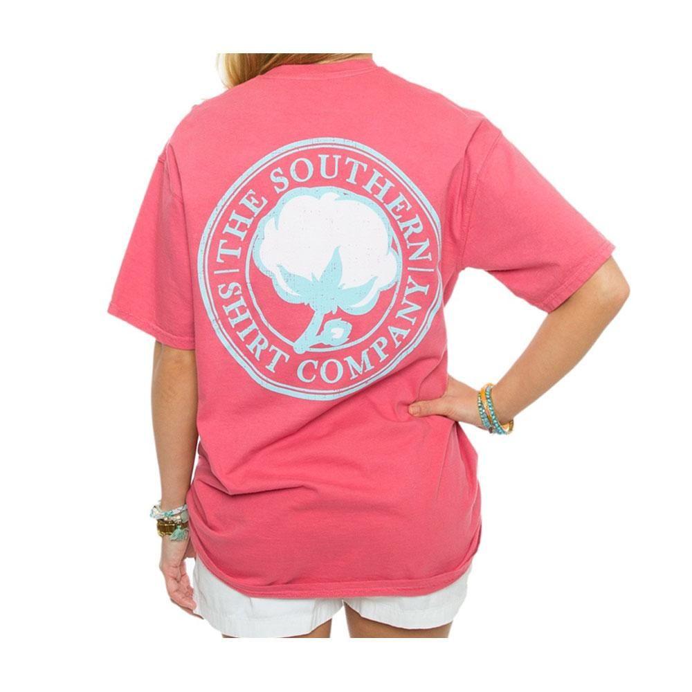 Southern Shirt Co. Signature Logo T-shirt DESERTROSE | birthday ...