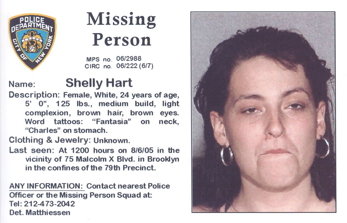 Missing Persons | Missing Person Template   Viewing Gallery  Missing Person Template