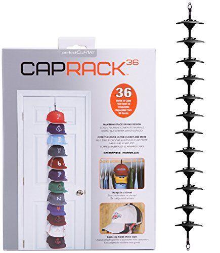 Original Caprack Kappenhalter Zum Aufhangen Und Prasentieren Von 6 18 Basecaps 2stoned Http Www Amazon De Dp B000x Hat Rack Diy Hat Rack Baseball Hat Racks