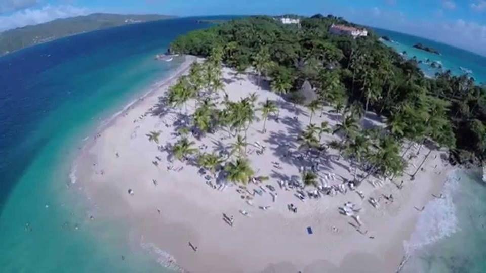 Cayo Levantado Samaná R D Outdoor Coastline Beach