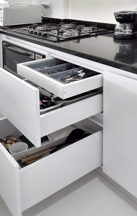Cocina integral: cocinas de estilo por remodelar proyectos integrales, moderno tablero dm