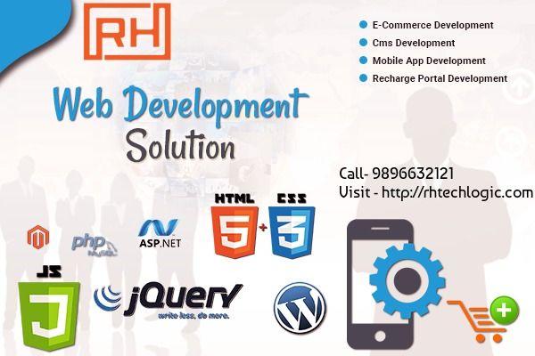 RhTech Logic Trusted name in Field of Web Development