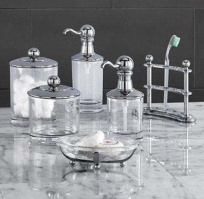 Chatham Accessories Bath Accessories Bath Accessories Set