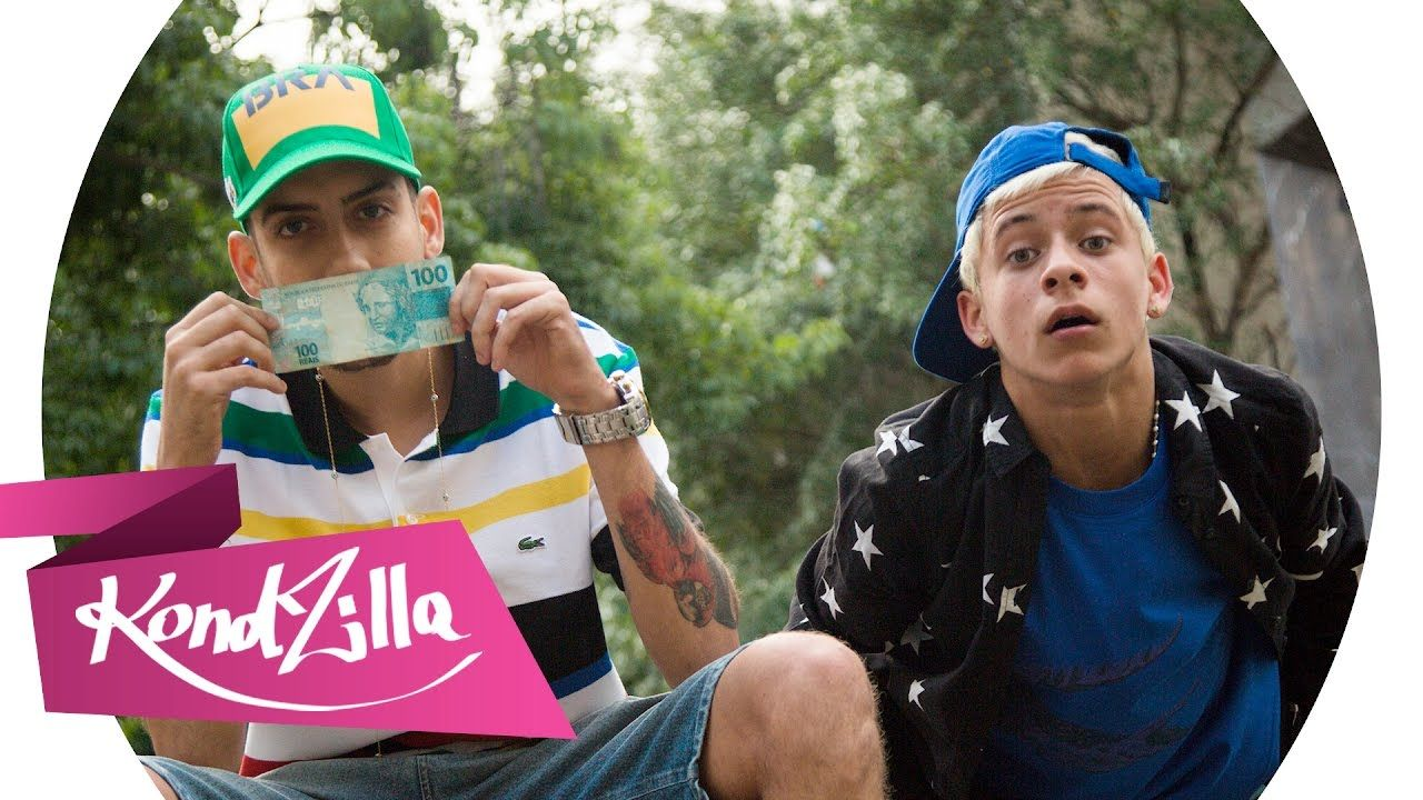 Mc Menor Da Vg E Mc Pedrinho Papel Do Mal Kondzilla Nova