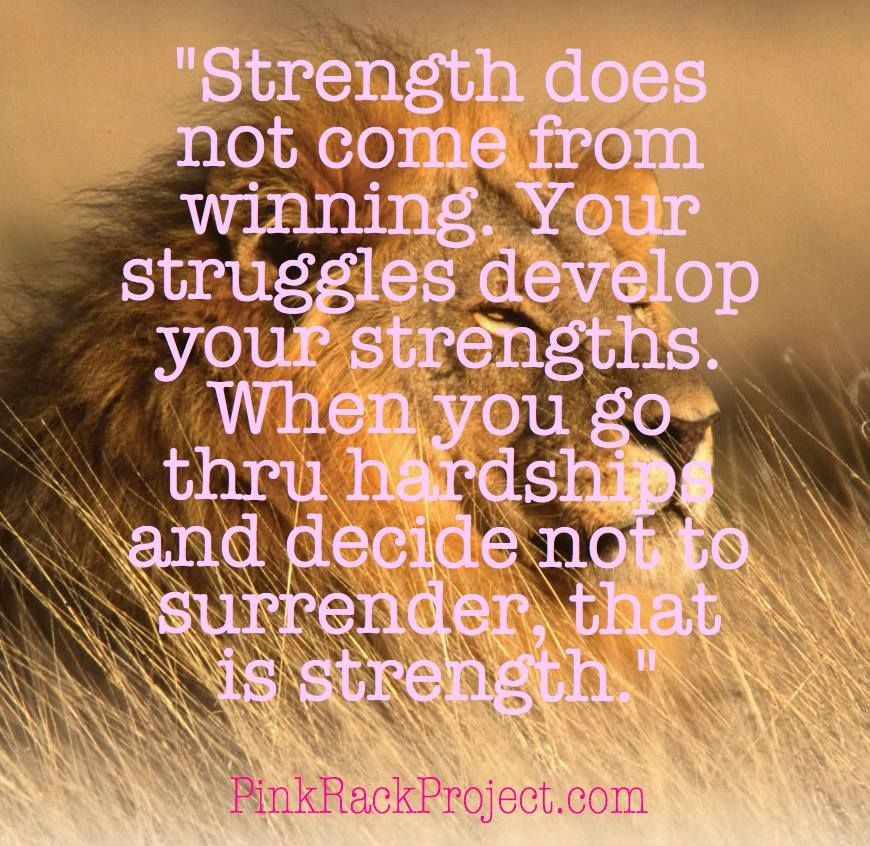 Hope And Faith Quotes: #inspiration #encouragement #strength #pinkribbon