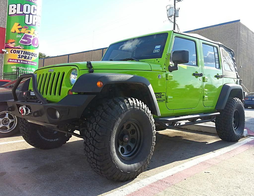 Texas 2012 modified gecko jku jeep wrangler forum