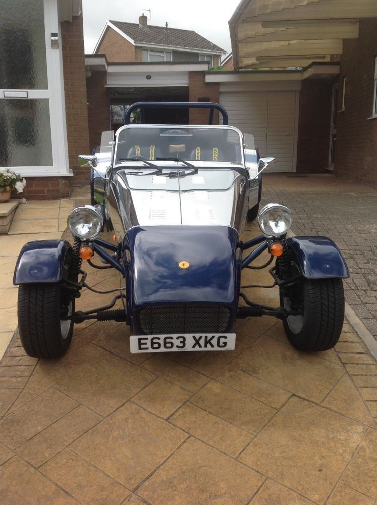 Robin Hood 2B Kit Car kitcar Kit cars, Robin hood, Car