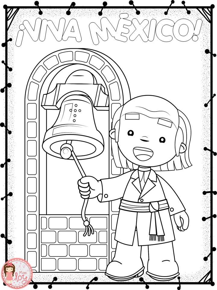Bonitos Originales Y Creativos Dibujos De Los Personajes De La Personajes De La Independencia Dibujos De La Independencia Manualidades Independencia De Mexico