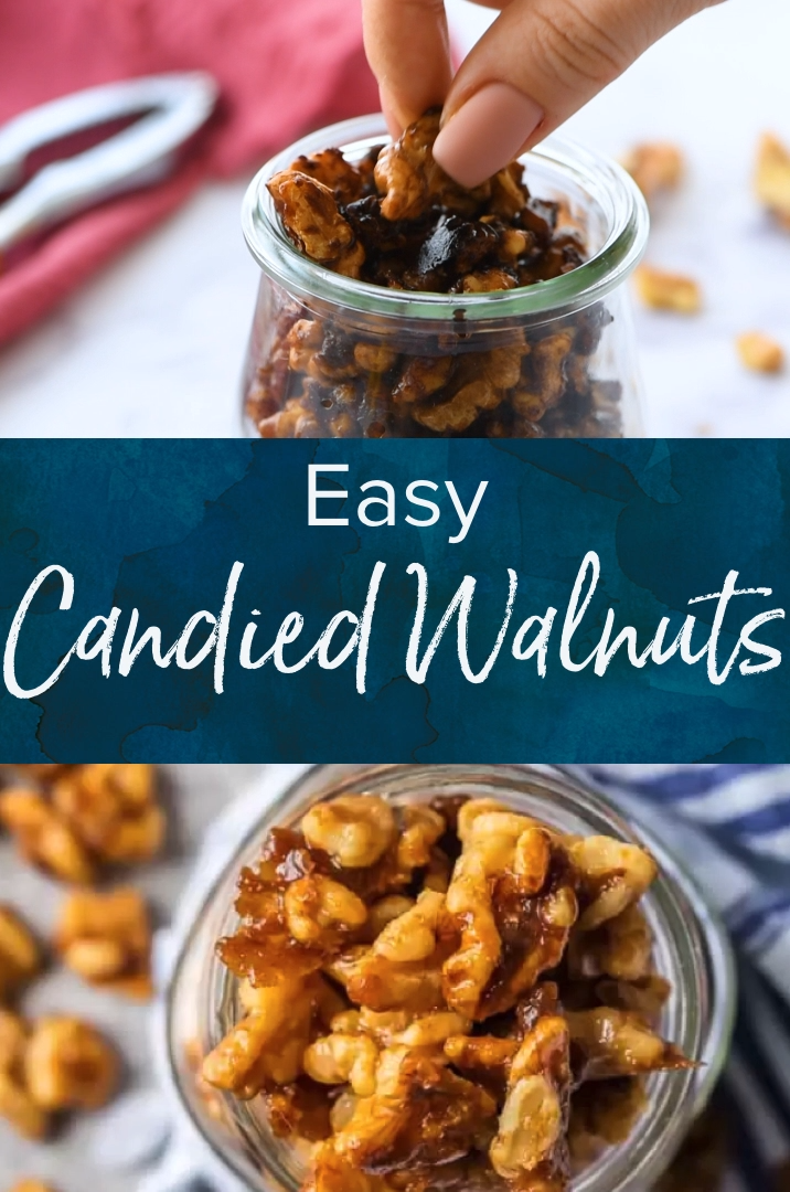 How to make Candied Walnuts