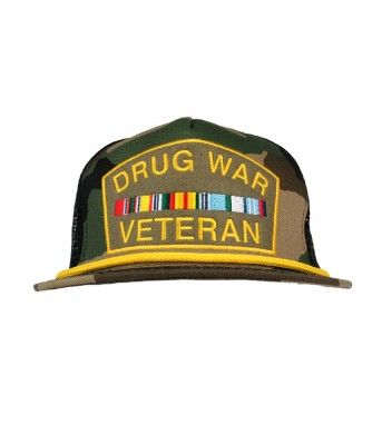Rocksmith Clothing Drug War Trucker Hat - Camo  30.00  rocksmith ... 8b3af635a62d