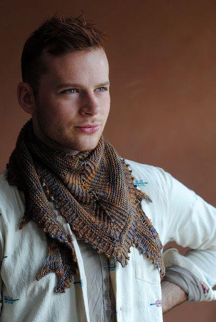 Ravelry: Sharktooth pattern by Stephen West | Knitting | Pinterest ...