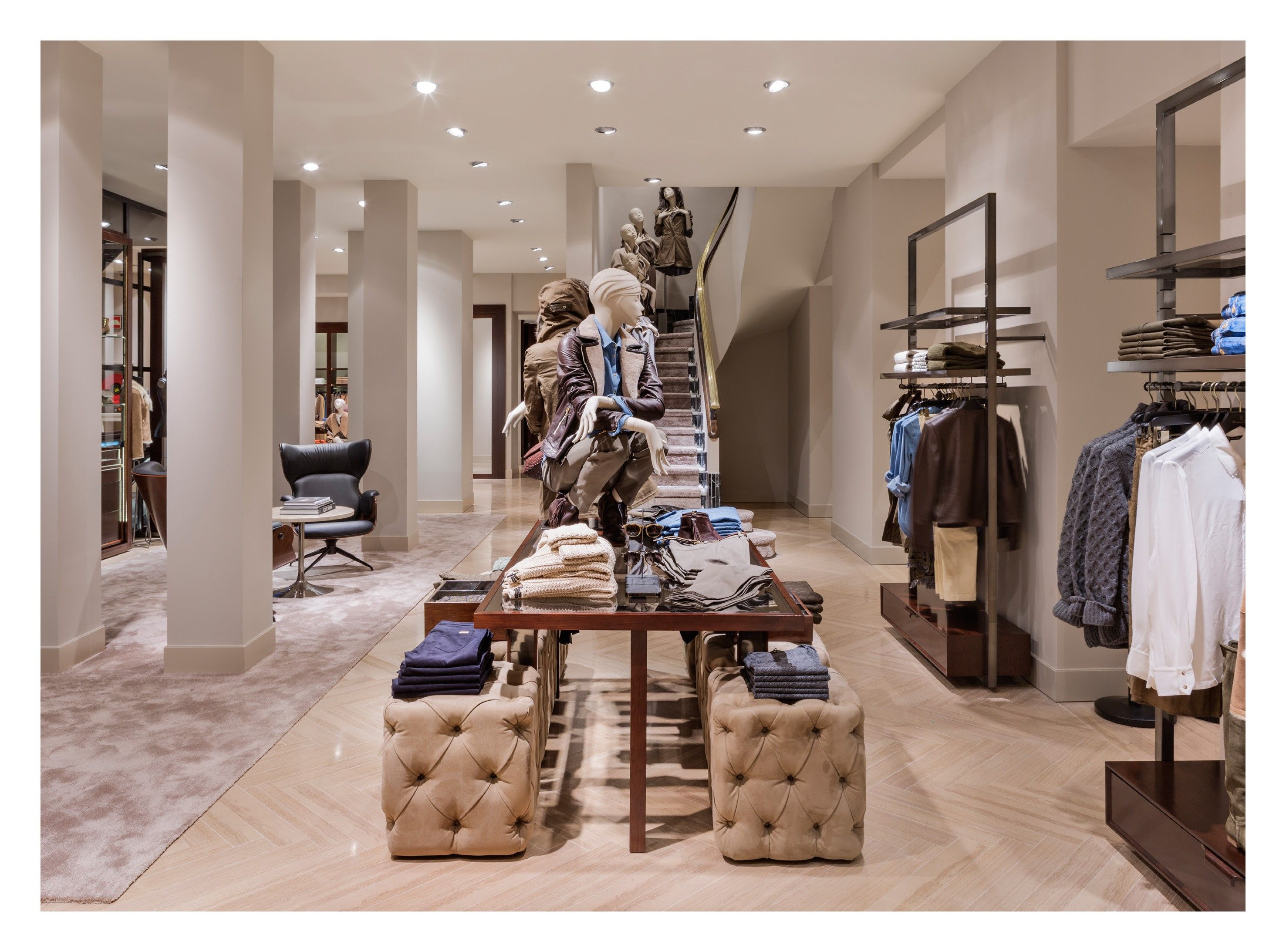 massimo dutti flagship store serrano 48 madrid first floor women 39 s collection sell it. Black Bedroom Furniture Sets. Home Design Ideas