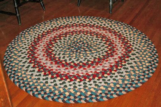 images about braided rugs on   kitchen area rugs, Rug/