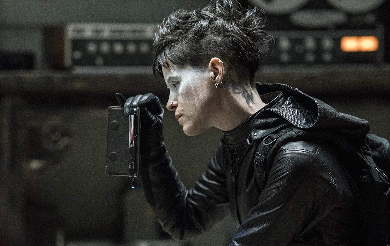 The Girl In The Spider S Web With Images Web Movie Lisbeth
