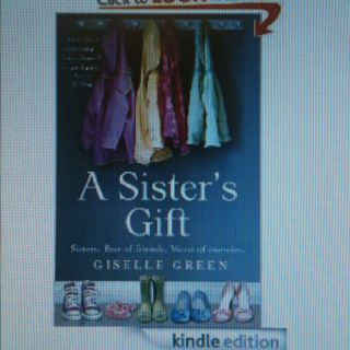 a sisters gift green giselle