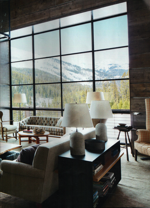 Elle decor mountain homes alt interior design inspiration living room december also pin by workshop apd on glm house in pinterest rh