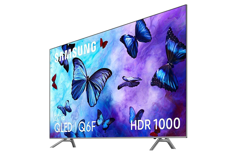 a50701c75cb SAMSUNG - QE65Q6FNATXXC - Téléviseur - 4K écran plat 165 cm