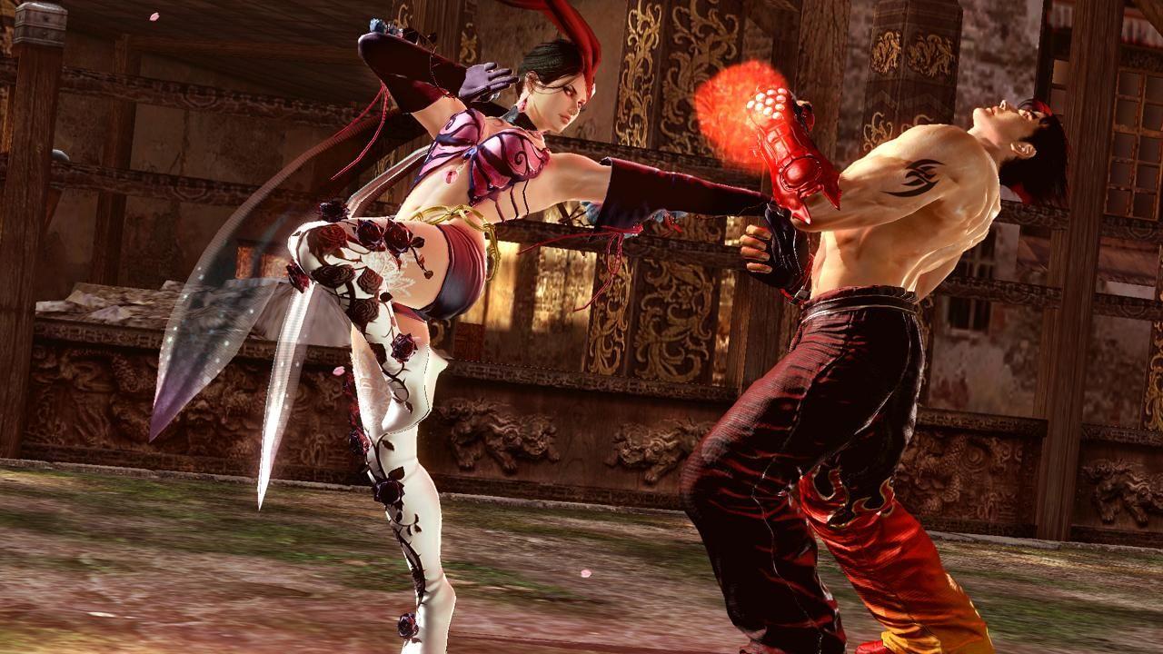Download Torrent Tekken 6 Platinum Playstation Portable