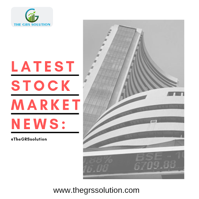 Latest Stock Market News Today Stock Market Positive Kick Start