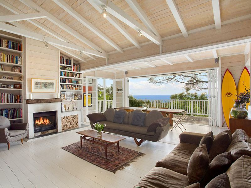 Waterfront Homes Interiors | ... Beach Home With Sun Drenched Decking And  Spectacular Part 63