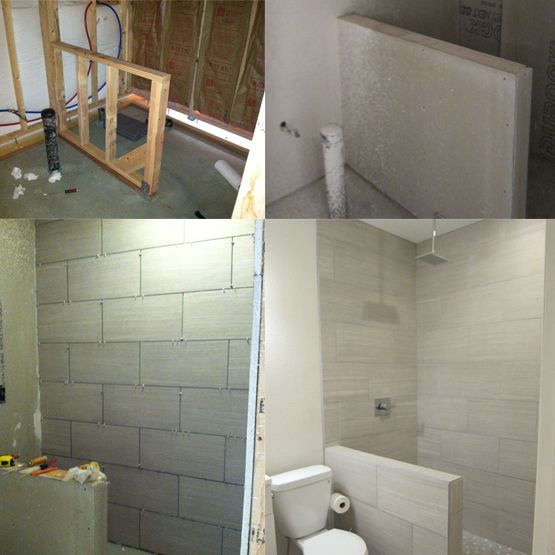 How to Finish a Basement Bathroom - PEX Plumbing