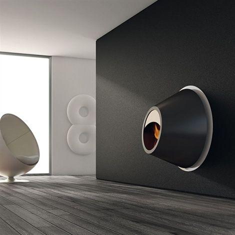 25 originelle Kamin Design Ideen für moderne Einrichtung