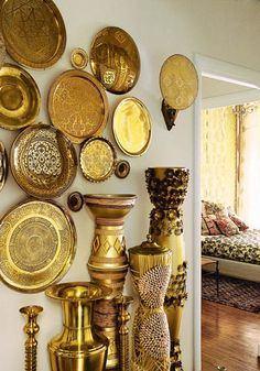 From A Piece On Egyptian Interior Style Modern Room Decorating Ideas