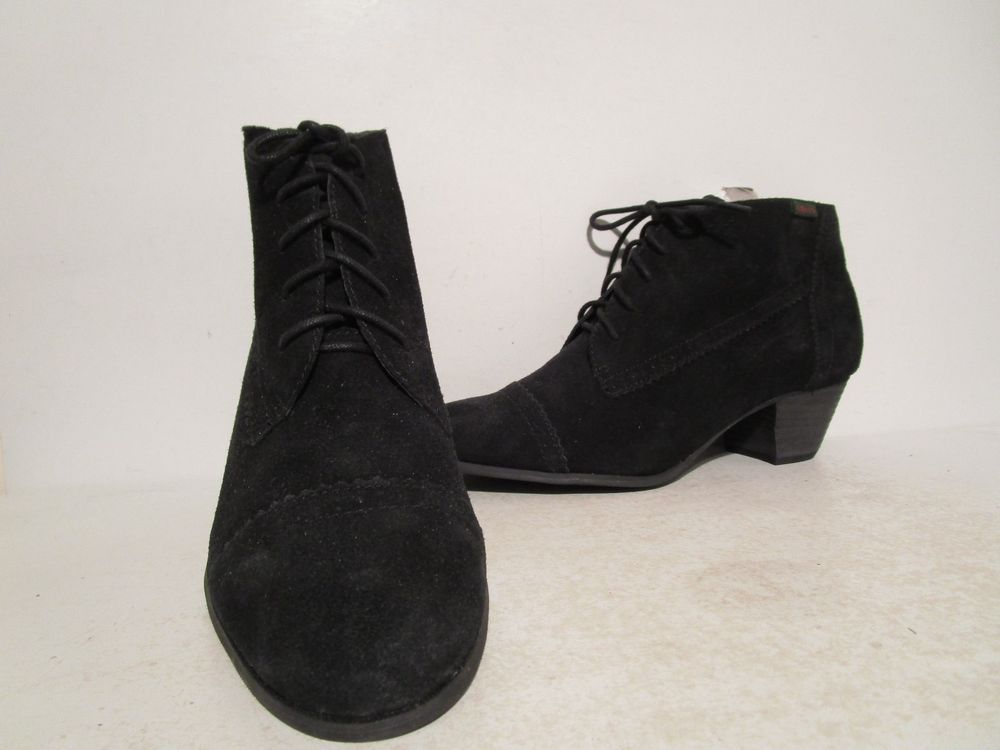 e9df223c21c7 Bass Womens Porter Vintage Sleek Lace Up Casual Ankle Booties Black Size 11  Wide  fashion  clothing  shoes  accessories  womensshoes  boots (ebay link)