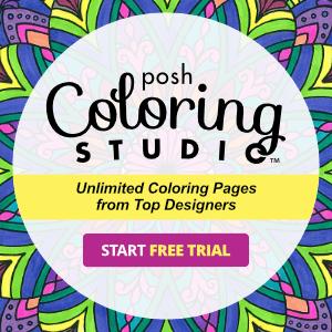 Posh Coloring Studio Deal: Posh Coloring Studio Free Trial
