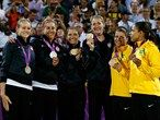 Day 12: gold medal winners