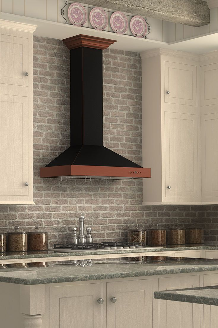 Remodel Your Kitchen With The Zline Kb2 Bcxxx Designer Wall Mount Copper Range Hood Perfect With Wh Kitchen Vent Hood Stainless Steel Range Hood Kitchen Hoods