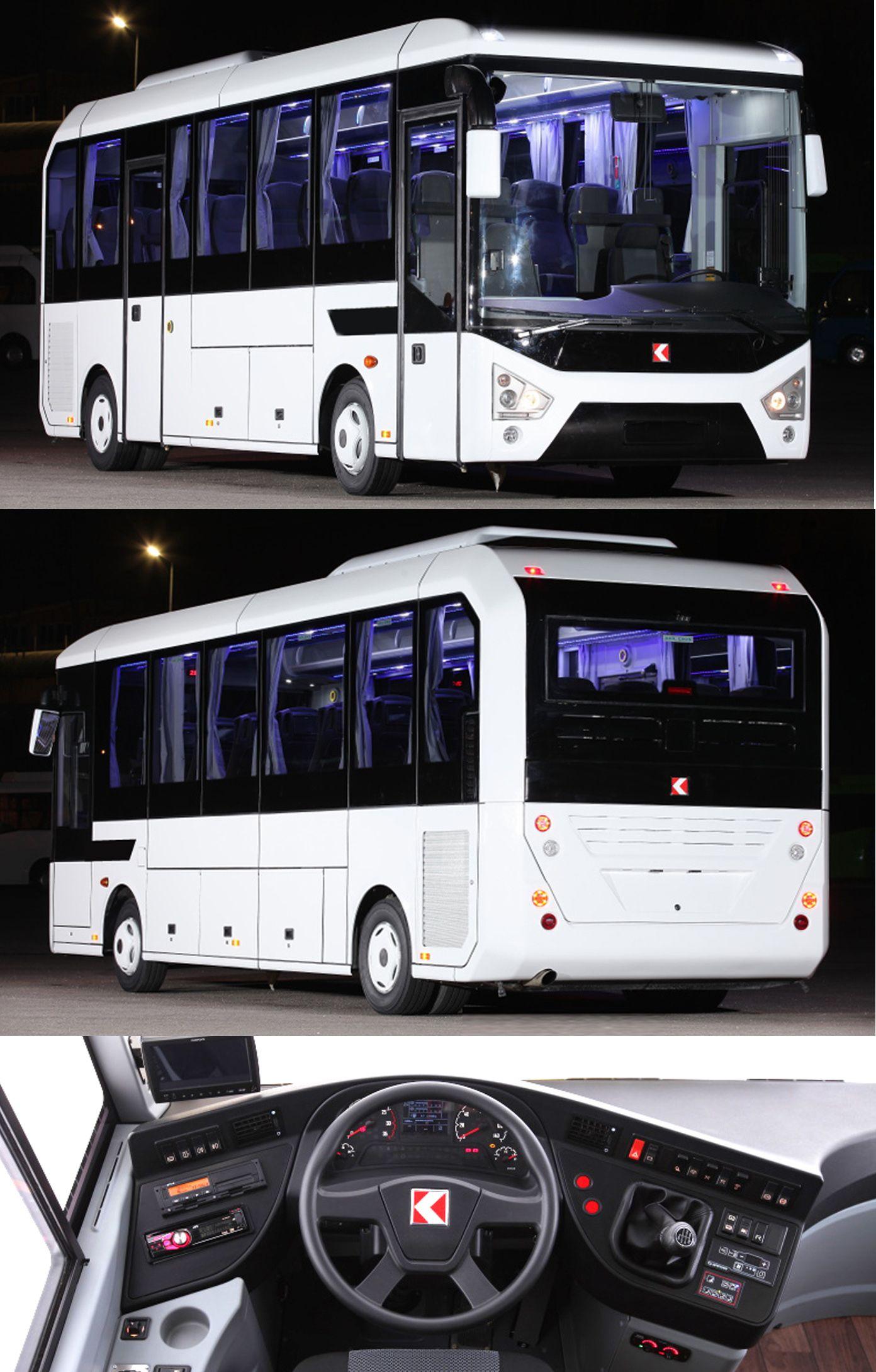 Karsan Star 8 M Tourism Bus Design K Kunter Aytekin Public Transport Luxury Bus Bus